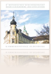 CD Cover 2. Schlosskonzert
