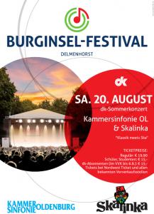 Burginsel-Festival Kammersinfonie Oldenburg